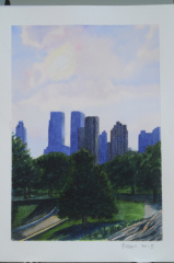 Rosen Nancy Image1 midday-central-park 12x16 watercolor