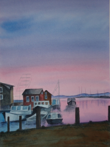Rosen_Nancy_Image2_Menemsha-sunset_12x16_watercolor.jpg